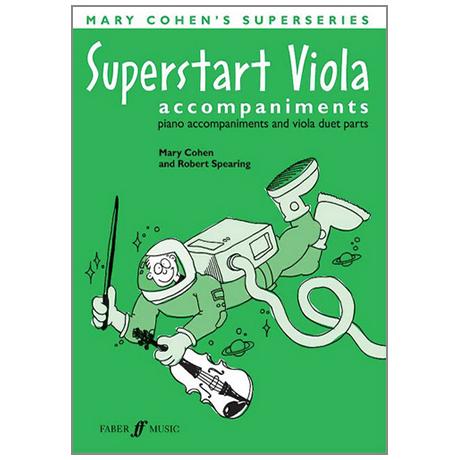 Cohen, M.: Superstart Viola