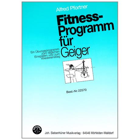 Pfortner, A.: Fitness-Programm für Geiger