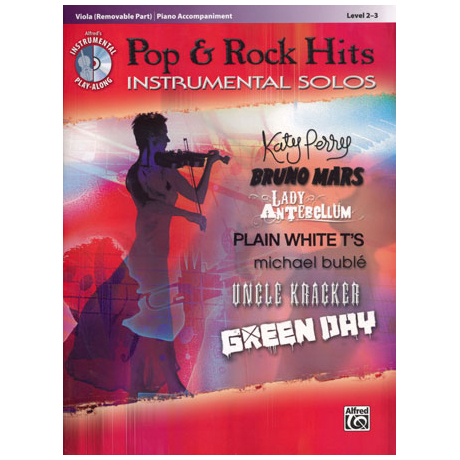Pop & Rock Hits (+CD)