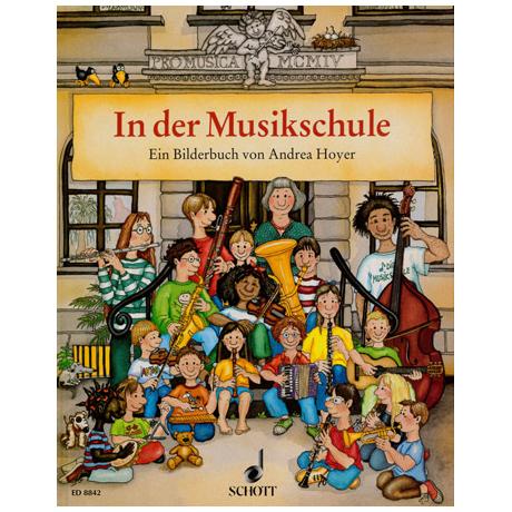 In der Musikschule (A. Hoyer)
