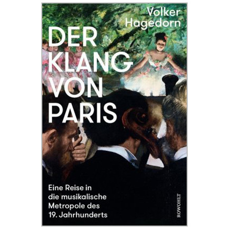 Hagedorn, V.: Der Klang von Paris