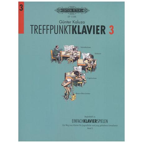 Kaluza, G.: Treffpunkt Klavier Band 3