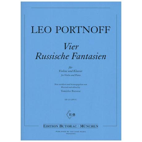 Portnoff, L.: 4 russische Fantasien
