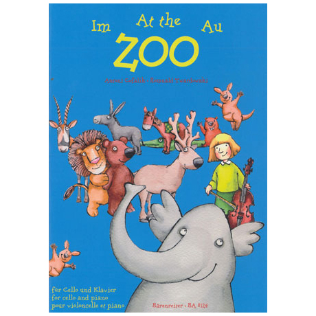 Cofalik, A. / Twardowski, R.: Im Zoo