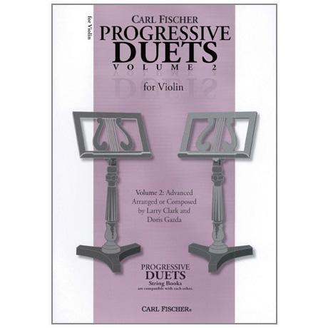 Progressive Duets Band 2