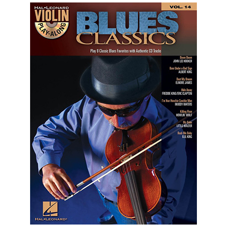 Blues Classics (+CD)