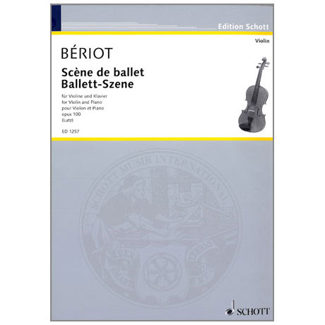 Bériot, Ch. d.: Scène de Ballet Op. 100