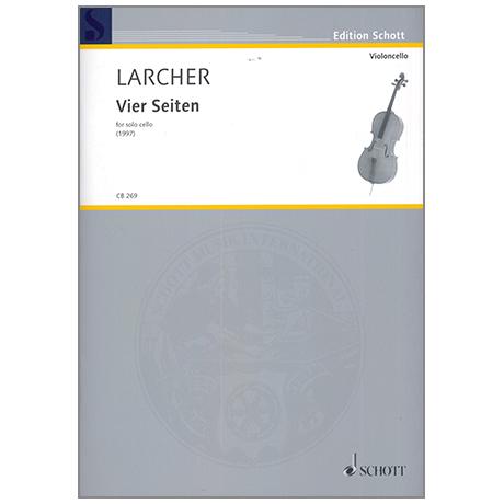 Larcher, T.: Vier Seiten