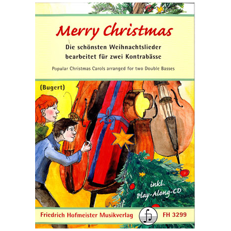 Burgert, Th.: Merry Christmas (+ CD)