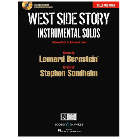 Bernstein, L.: West Side Story (+CD)