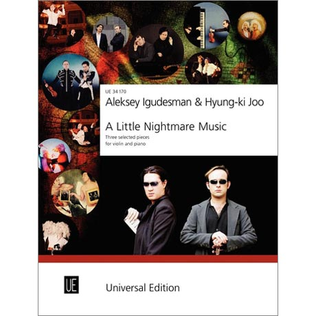 Igudesman, A. / Joo, H.: A Little Nightmare Music