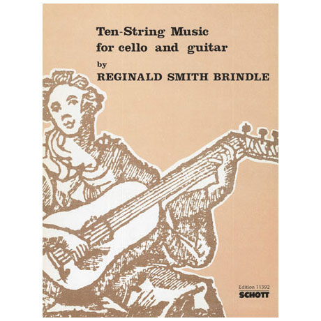 Smith Brindle, R.: Ten-String Music