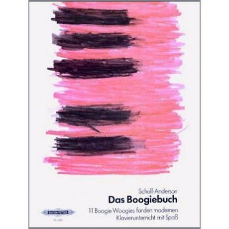 Das Boogiebuch (Scholl/Anderson)