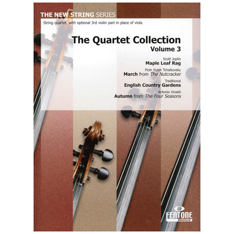 The Quartet Collection Band 3