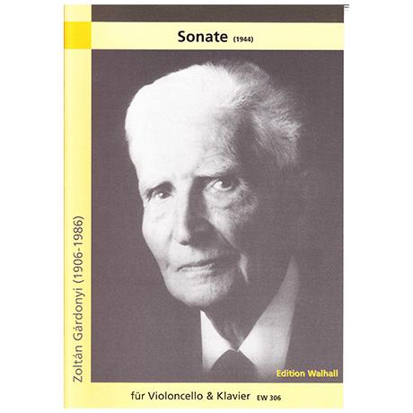 Gárdonyi, Z.: Sonate (1944)