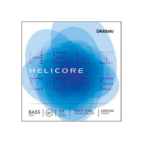 D'ADDARIO Helicore Solo HS614 Basssaite Fis