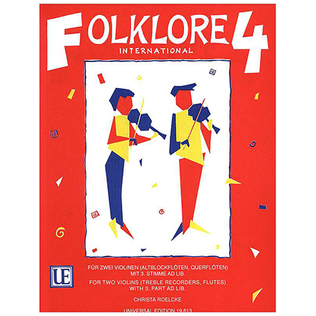 Folklore international Band 4