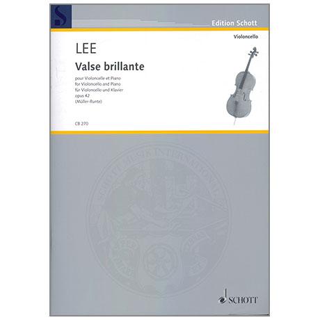 Lee, S.: Valse brillante Op.42