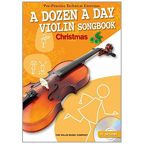 A Dozen A Day Songbook – Christmas (+CD)