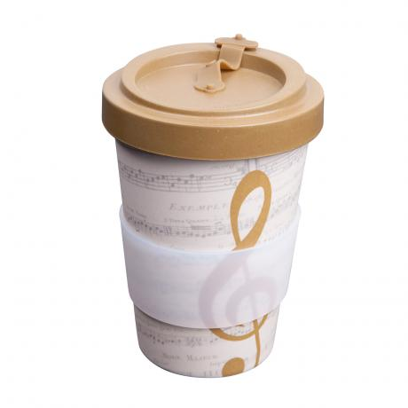 Coffee-to-go Becher GOLD