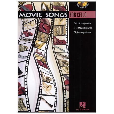 Movie Songs (+CD)