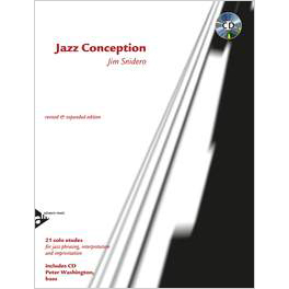 Snidero, J.: Jazz Conception Bass (+CD)