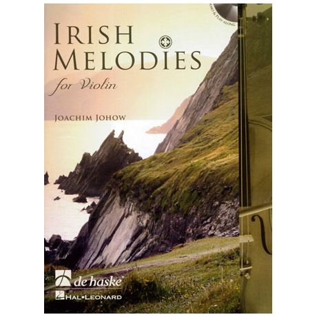 Johow, J.: Irish Melodies (+CD)