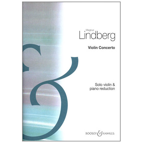 Lindberg, M.: Violinkonzert