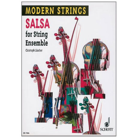 Modern Strings - Salsa