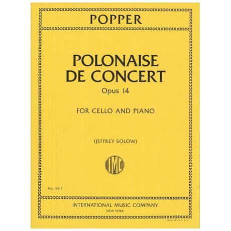 Popper, D.: Polonaise de Concert Op. 14