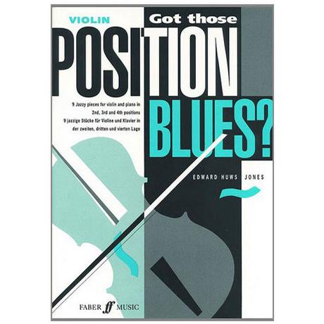 Huws Jones, E.: Got those positions blues