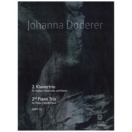 Doderer, J.: 2. Klaviertrio