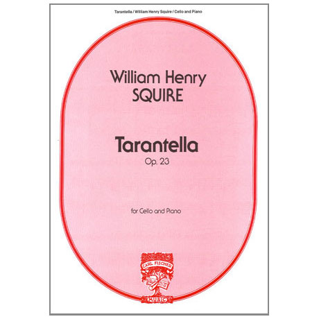Squire, W.H.: Tarantella op.23