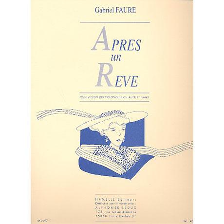 Fauré, G.: Après un rêve