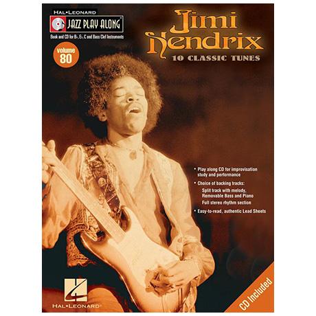 Jimi Hendrix (+CD)
