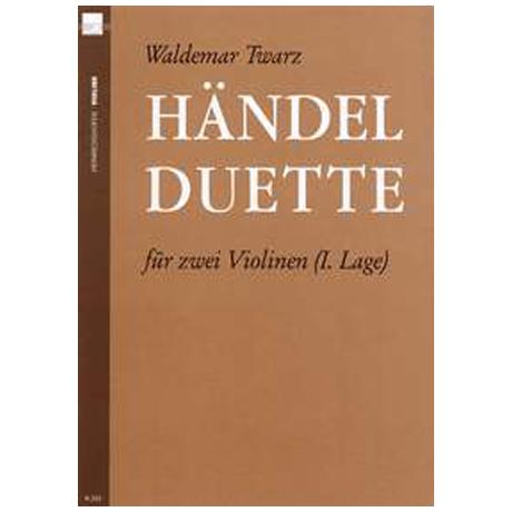 Händel-Duette