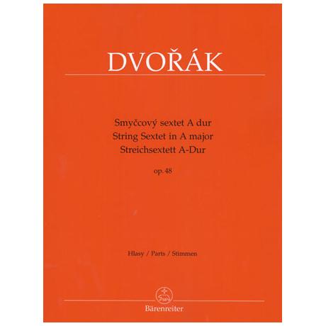 Dvořák, A.: Streichsextett Op. 48 A-Dur