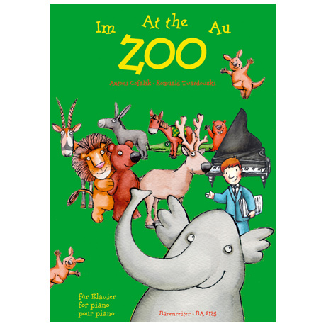Cofalik, A. /. T.: Im Zoo - At the zoo - Au zoo