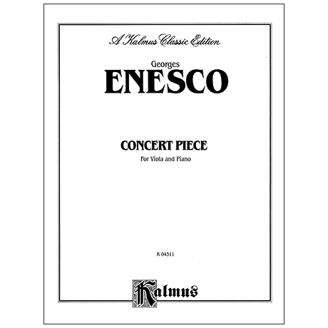 Enesco, G.: Concert Piece