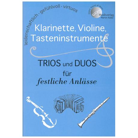 Duos und Trios für festliche Anlässe