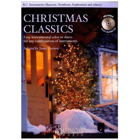 Christmas classics (+CD) für Kontrabass