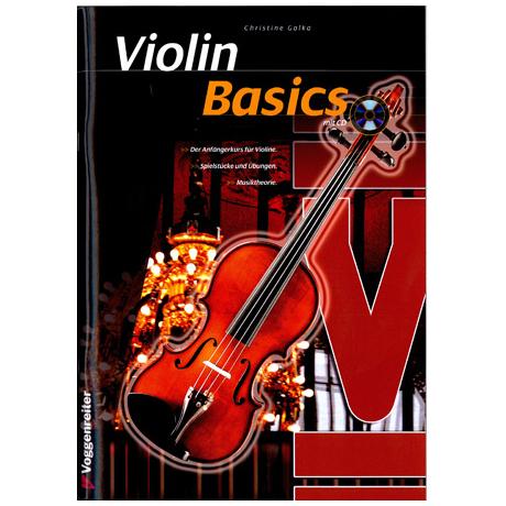 Galka, Chr.: Violin Basics