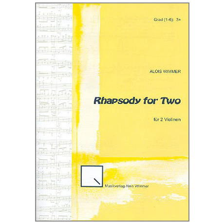 Wimmer, A.: Rhapsody for Two