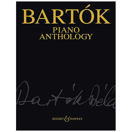 Bartók, B.: Piano Anthology