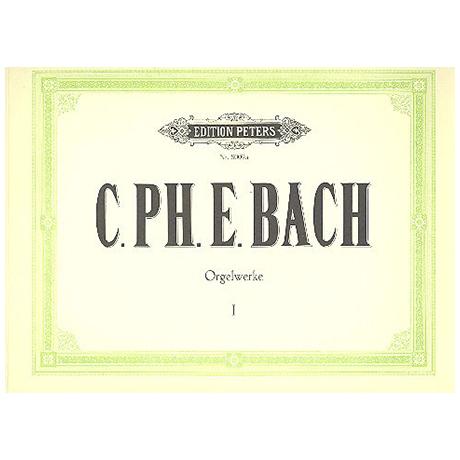 Bach, C.Ph.E.: 6 Sonaten Wq 70/1-6 (Fedtke)