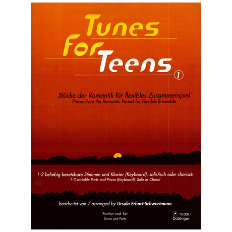 Tunes for Teens Band 1