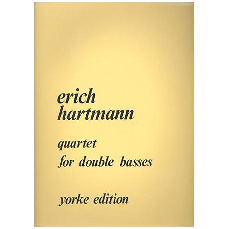 Hartmann, E.: Quartett