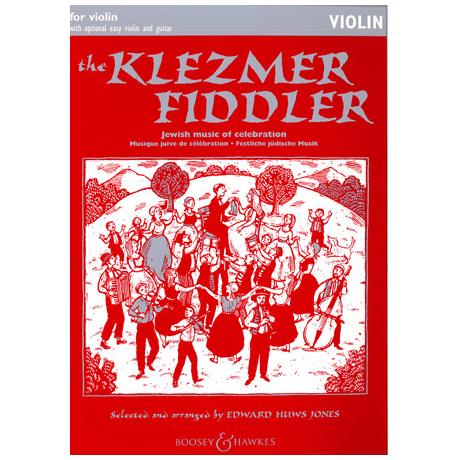 The Klezmer Fiddler Violin (+CD)