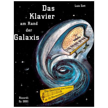 Zett: Das Klavier am Rand der Galaxis