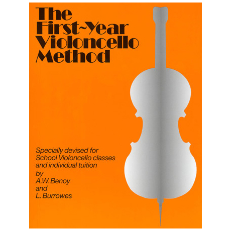 The First Year Cello Method